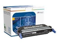 Image of Dataproducts - black - remanufactured - toner cartridge ( replaces HP CB400A )