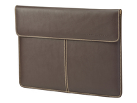 HP Leather Sleeve - sacoche pour ordinateur portable