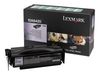 Lexmark, Toner/black Prebate 6000sh f T430