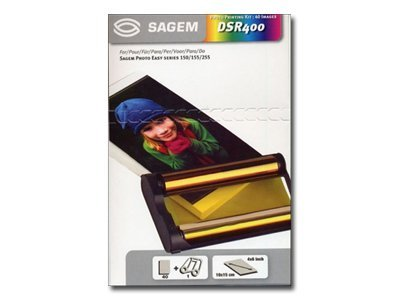 Sagem DSR400 - kit ruban d'impression / papier