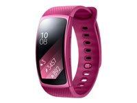 "Samsung Gear Fit2 Aktivitetssporer Large 1.5"" 4 GB Wi-Fi, Bluetooth"