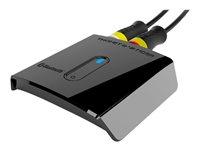 Thonet & Vander Flug - Bluetooth wireless audio receiver - black