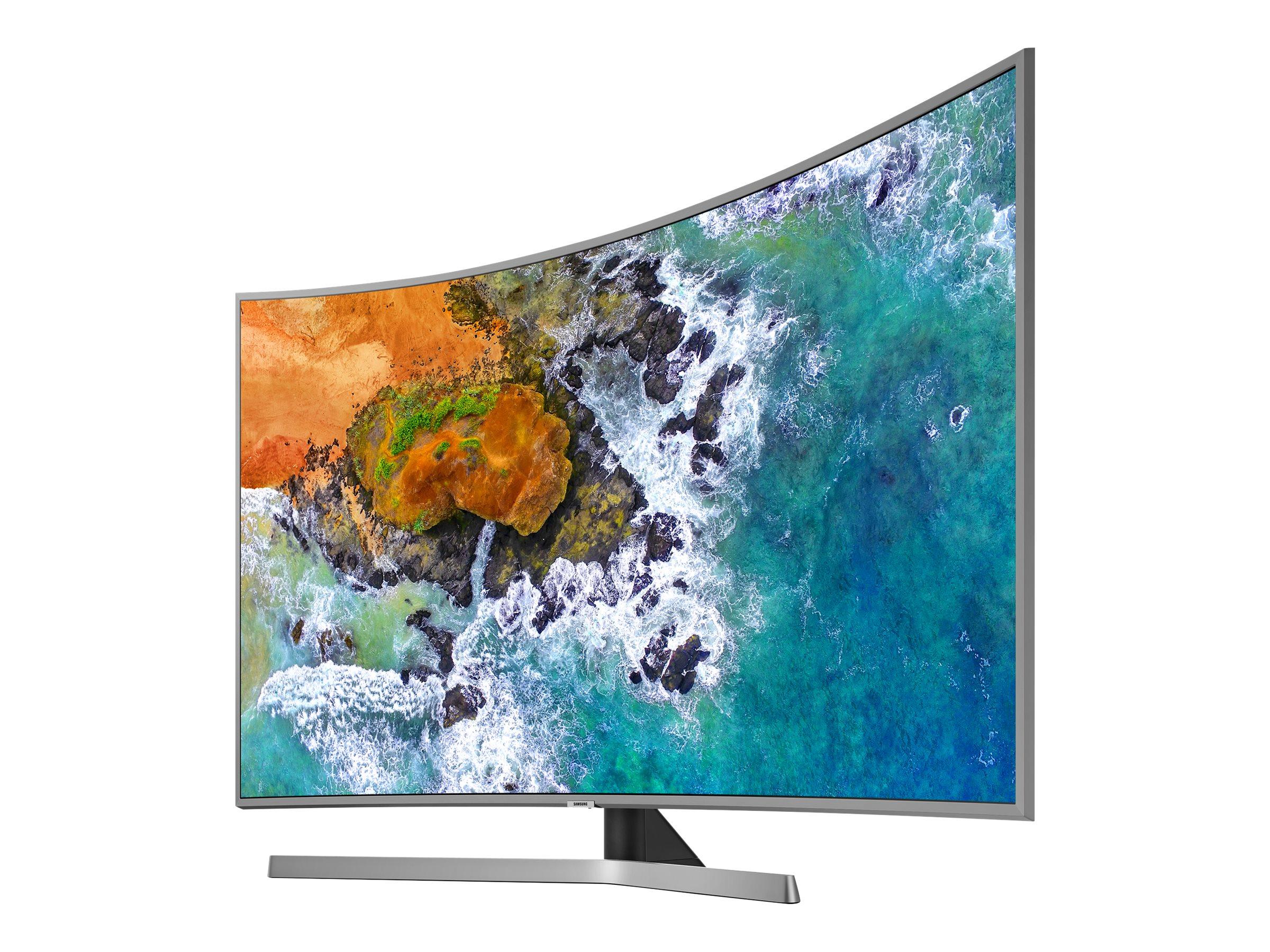 d8aa002ab8e TV LED 4K UHD incurvée 55