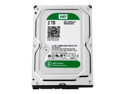 Disco duro interno WD Green 2 TB