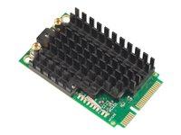 MikroTik, R11e-5HnD miniPCI-e karta 802.11a/n (MMCX)