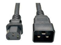 TRP Cable PDU Uso Pesado 15A C13 A C20 IEC-320 2.13m (7pies)