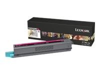 Lexmark Cartouches toner laser C925H2MG