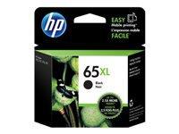 HP 65XL - 5.5 ml - High Yield - black - original - blister - ink cartridge - for AMP 100; Deskjet 26XX, 37XX; Envy 50XX