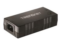 TRENDnet TPE-115GI Gigabit PoE+ Injector Strøminjektor 30 Watt