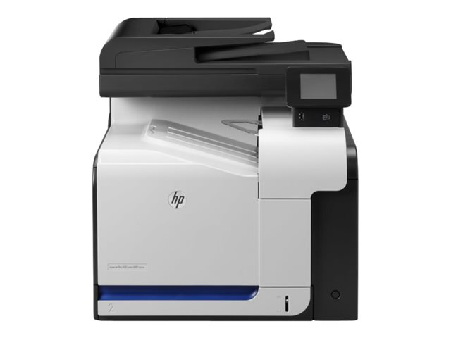 Image of HP LaserJet Pro 500 MFP M570dn - multifunction printer ( colour )