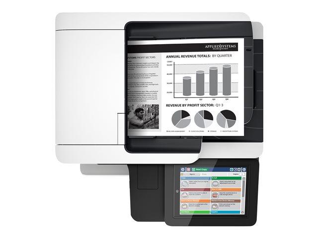 Hp Laserjet Enterprise Mfp M725dn Service Manual