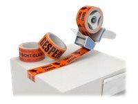 Antalis - Ruban d'emballage - 50 mm x 100 m - garantie - blanc