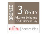 Fujitsu Extensions de garantie UP-36-BRZE-7X60