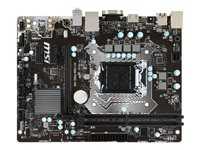 MSI H110M PRO-VH - Motherboard - micro ATX