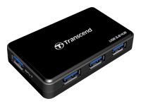 Transcend HUB3 Hub 4 x SuperSpeed USB 3.0 desktop