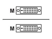MCL Samar câble vidéo/audio - DVI - 15 m
