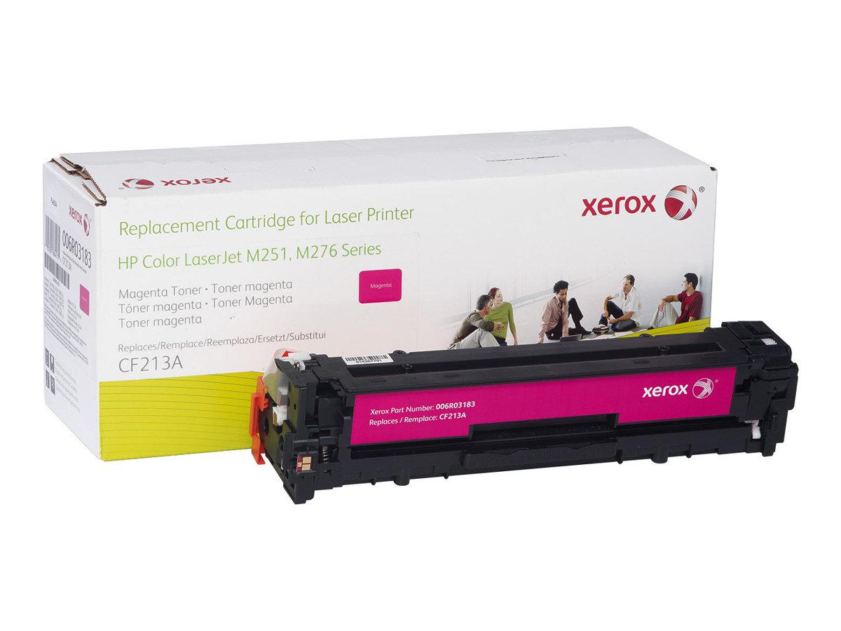 Xerox - magenta - cartouche de toner (alternative pour: HP CF213A)