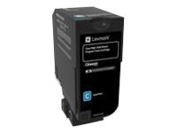 Lexmark Cartouches toner laser 84C2HC0