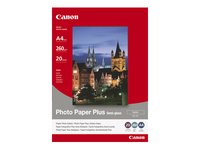 Canon Photo Paper Plus SG-201 Semi-skinnende A3 (297 x 420 mm)