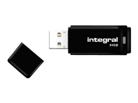 Integral Europe Clés USB INFD8GBBLKNRP
