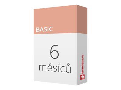 Markeeta Basic - Licence na předplatné (6 měsíců) - 1 uživatel, až 150 položek - předplacený