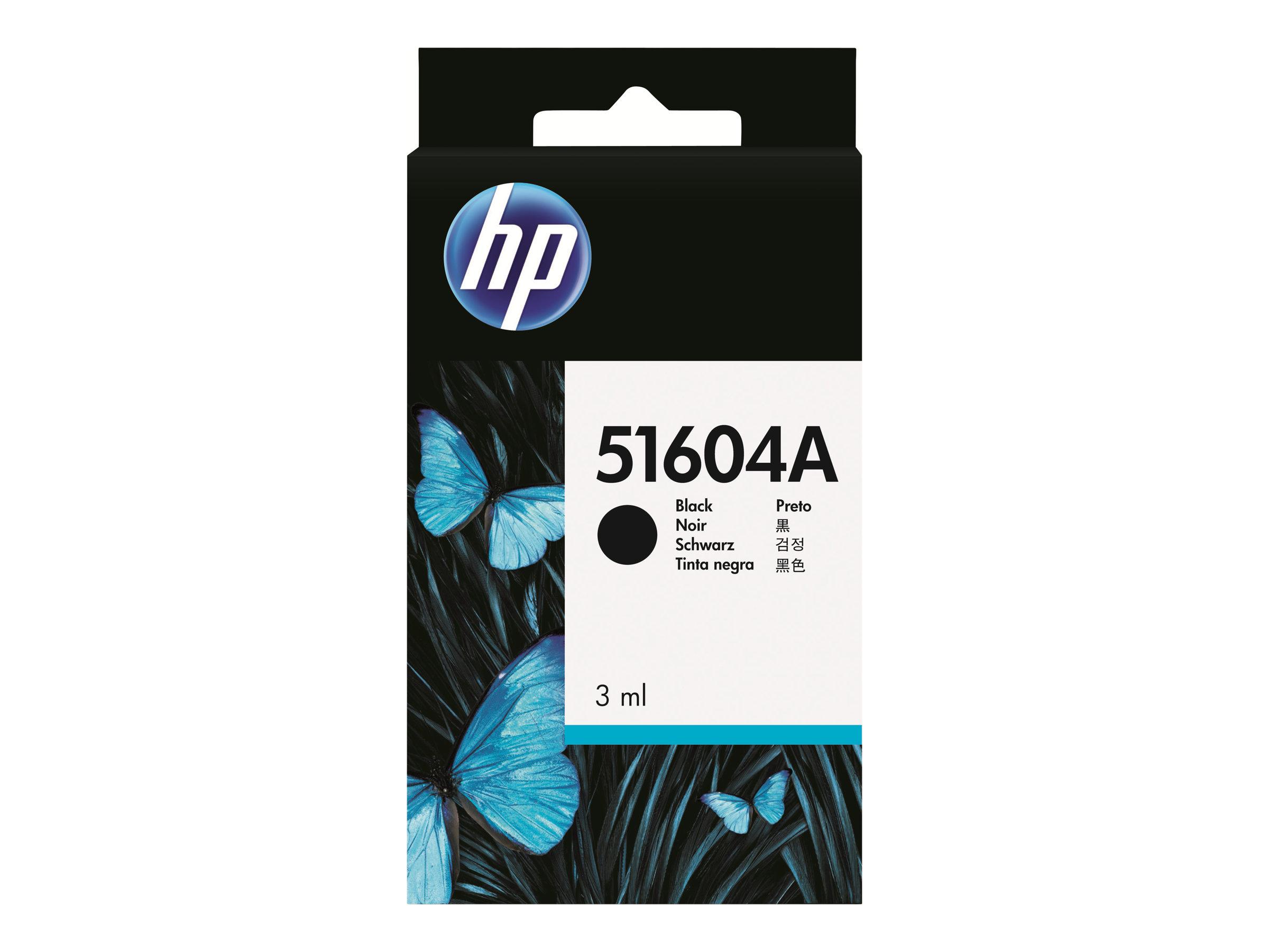 HP 51604A - noir - originale - cartouche d'encre