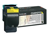 Lexmark Cartouches toner laser C540H2YG