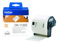 Brother DK-11202 - Versandetiketten
