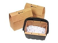 ACCO Rexel Mercury Recyclable Shredder Waste Bags