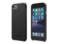 PureGear SoftTek - Back cover for cell phone - rubberised plastic