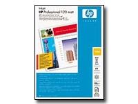 HP Professional 120 matt - papier mat - 200 feuille(s)