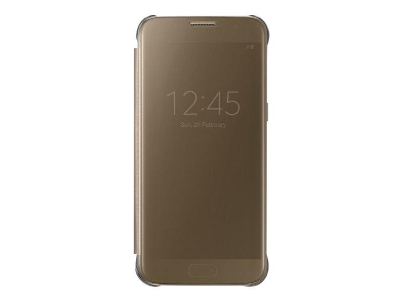 Samsung Clear View Cover EF-ZG930 protection à rabat pour téléphone portable