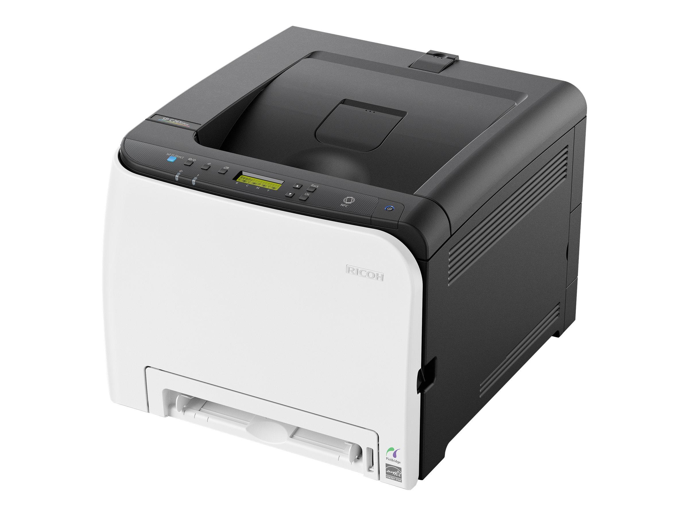 Default Store - Ricoh - Ricoh SP C261DNw