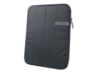 Klip Xtreme KNS-050 Strada Tablet Sleeve - Protective sleeve for tablet / eBook reader - polyester