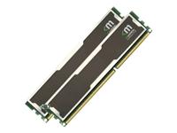 Mushkin Silverline DDR2 4 GB: 2 x 2 GB DIMM 240-pin 800 MHz / PC2-6400
