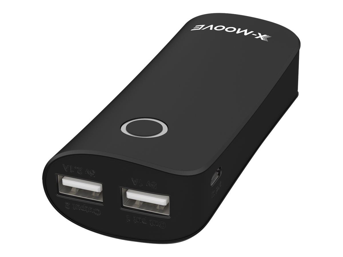 X-Moove Powergo Max Duo - banque d'alimentation