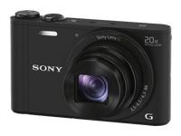 Sony Cyber-shot DSC-WX350 - appareil photo numérique