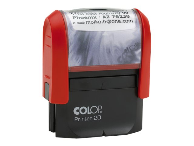 COLOP Printer 20 - Tampon - CONFIRMATION - 14 x 38 mm