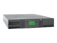 Lenovo TS3100 6173 Model L2U - bibliothèque de bandes - Aucun lecteur de bande