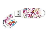 Integral Europe Clés USB INFD8GBXPRBIR