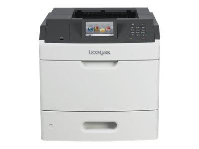 Image of Lexmark MS810de - printer - monochrome - laser