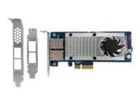QNAP LAN-10G2T-X550 Netværksadapter 10Gb Ethernet x 2