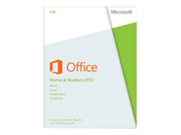 Microsoft Office Home and Student 2013