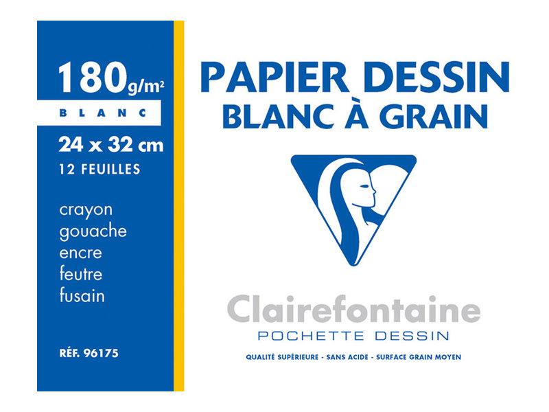 Clairefontaine A4+ - papier à dessin