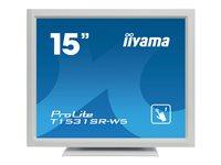 iiyama ProLite T1531SR-W5 15 Inch White, 5:4