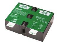 APC - RBC&MOBILE POWER PACKS APC Replacement Battery Cartridge #123APCRBC123