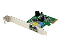 StarTech.com PCI Express V.92 56K Data Fax Modem