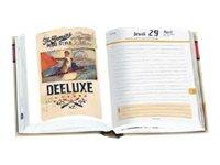 Oberthur Deeluxe - Agenda scolaire - 1 jour par page
