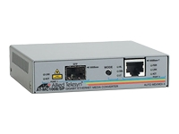 Allied Telesis AT MC1008/SP Fibermedieomformer Gigabit Ethernet