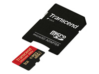 Transcend Cartes Flash TS8GUSDHC10U1